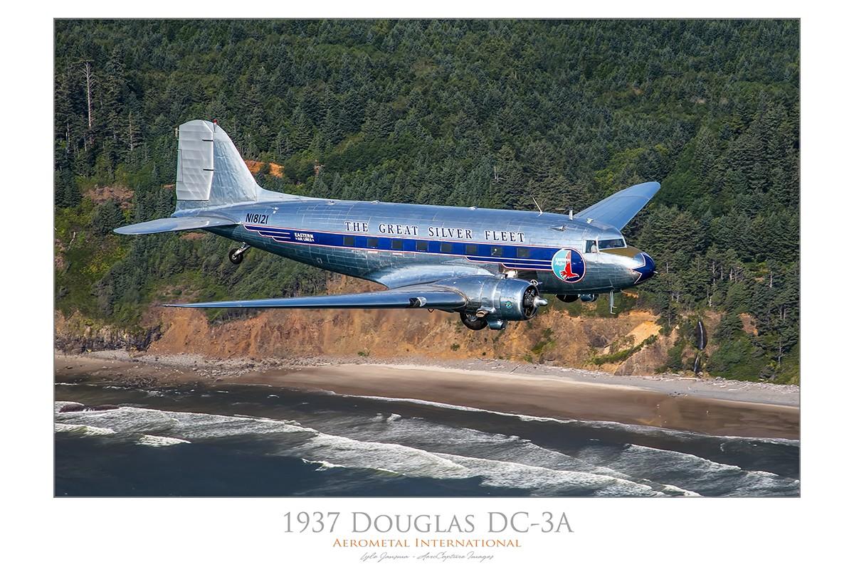 Jansma-Aerometal-DC3A-2418-FAA